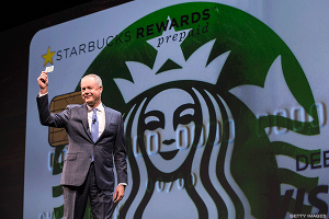 Starbucks (SBUX) Stock Is 'Undervalued,' Outgoing CEO Schultz Claims