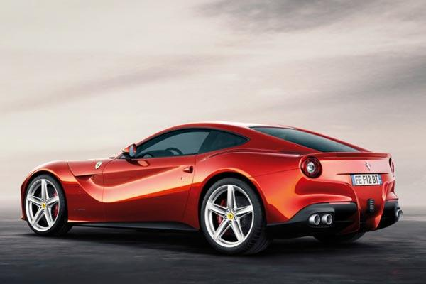 Ferrari sports cars