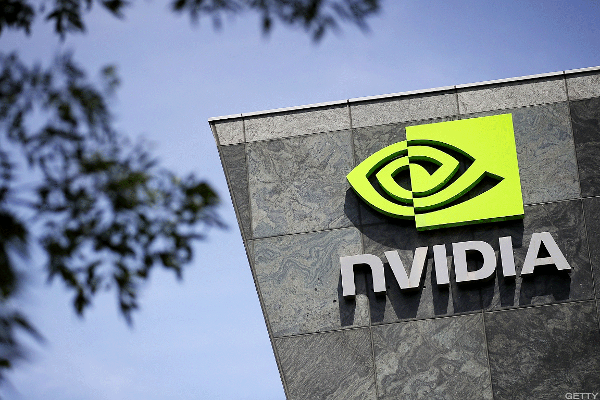 Nvidia Shares Slump But Those of Rival AMD Rise