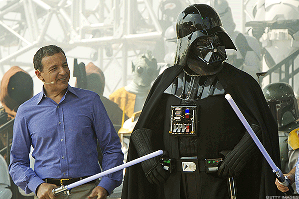 Bob Iger could use a nap, surely.