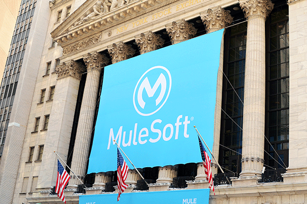 MuleSoft Shares Rocket Almost 40% in Stock Market Debut