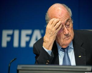 FIFA Head Sepp Blatter Resigns as These 8 Soccer Sponsors Look on