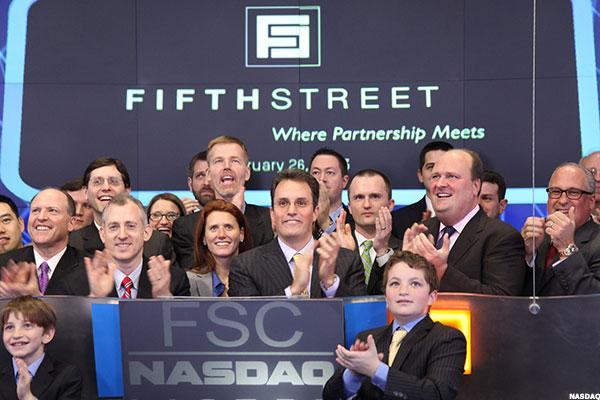 Fifth Street Asset Management Stock Climbs on Sale Exploration