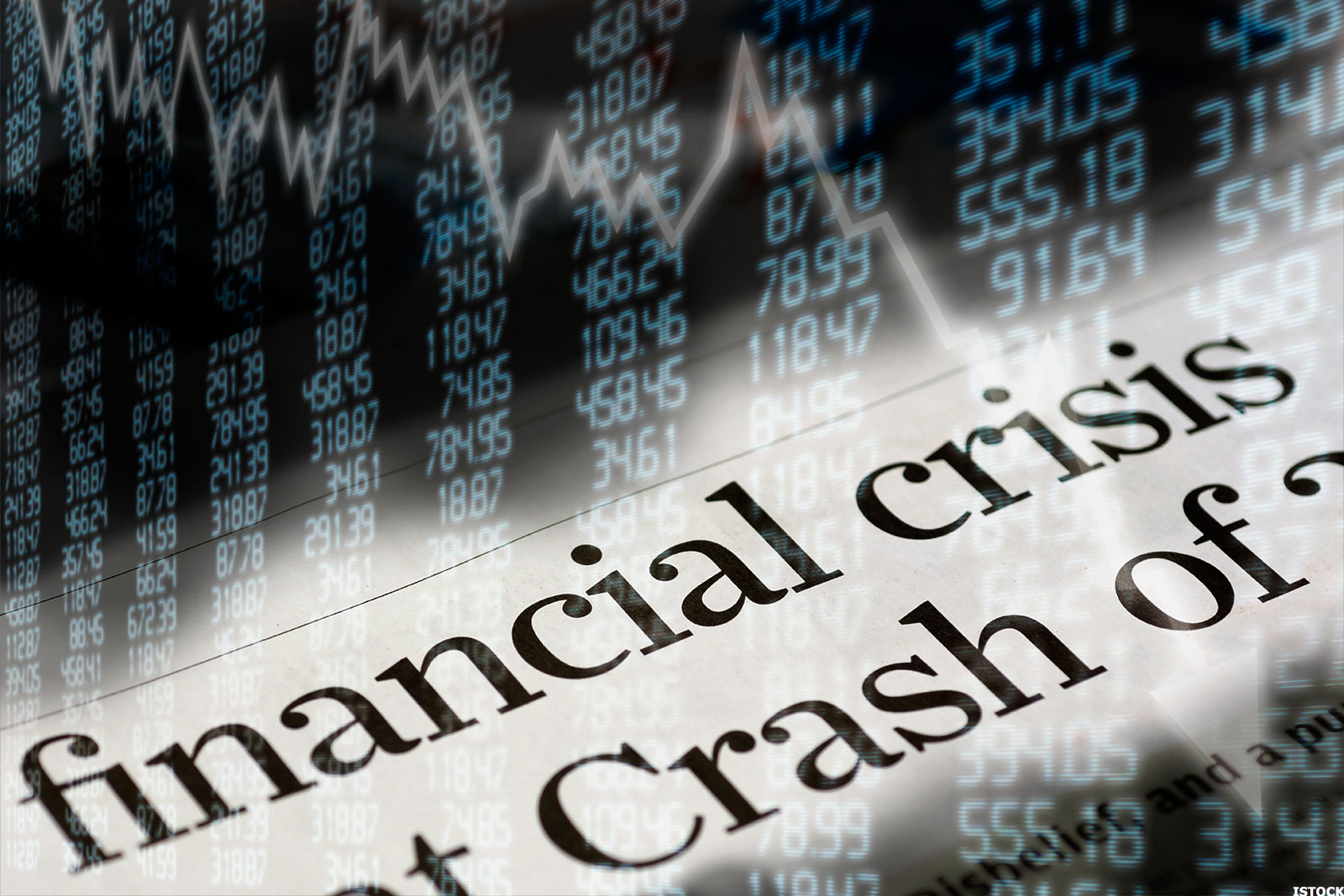 Another Great Recession threatens world financial markets