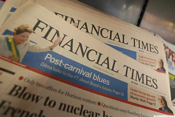 More Media Deals to Come After the Financial Times Sale