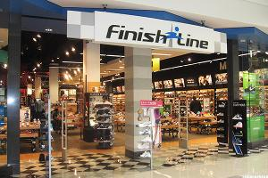 Jim Cramer -- Is Finish Line Finished?