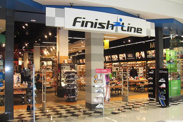 Finish Line Stock Surges, Q1 Earnings Meet Expectations