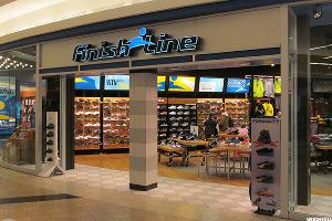 Finish Line Pins Earnings Miss on Struggling Apparel, Accessories Segment