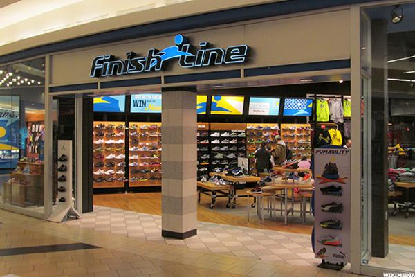 Finish Line (FINL) Stock Gains on Q2 Revenue Beat