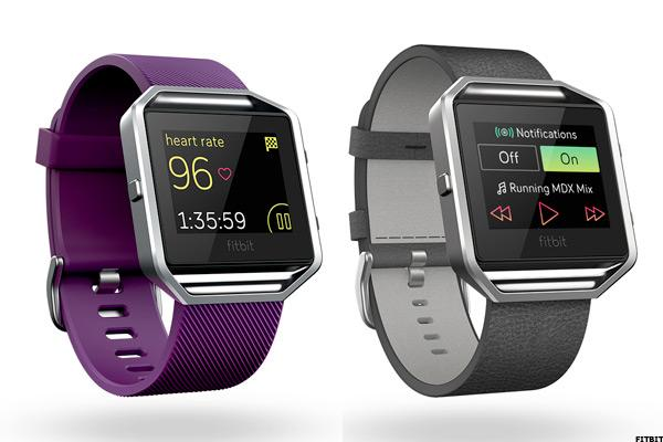 Fitbit to Buy Smartwatch Maker Pebble
