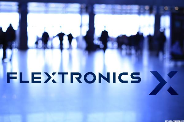 Flextronics (FLEX) Stock Falls on Downbeat Q2 Guidance
