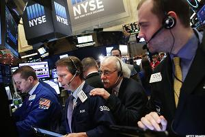 Stocks Post Solid Gains as Deutsche Bank Spikes, Crude Settles Higher
