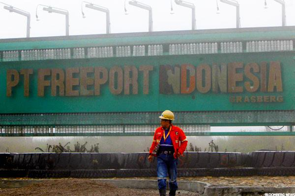 Freeport McMoRan: Steady as She Goes