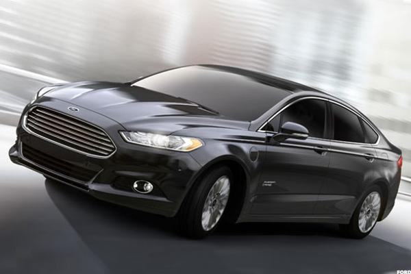 10. Ford Fusion