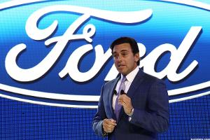 Ford Stock Jumps as Automaker Rolls Past Analyst Estimates