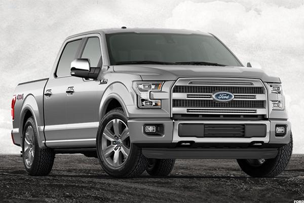 Ford (F) Announces it Will Halt Production of the F-150
