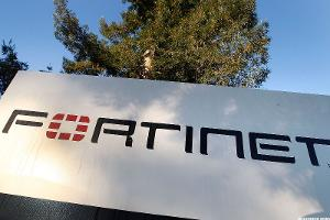 Fortinet's Rally Fails at Underside of 200-Day Average