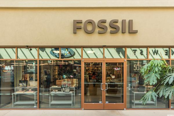 Fossil (FOSL) Stock Advances Ahead of Tuesday's Q2 Results