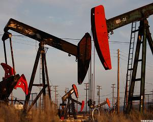 Jim Cramer -- Cimarex Secondary Offering Could Be Referendum on Oil Stocks