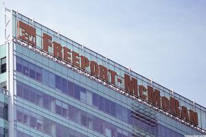 Freeport-McMoRan (FCX) Stock Higher on $742 Million Asset Sale