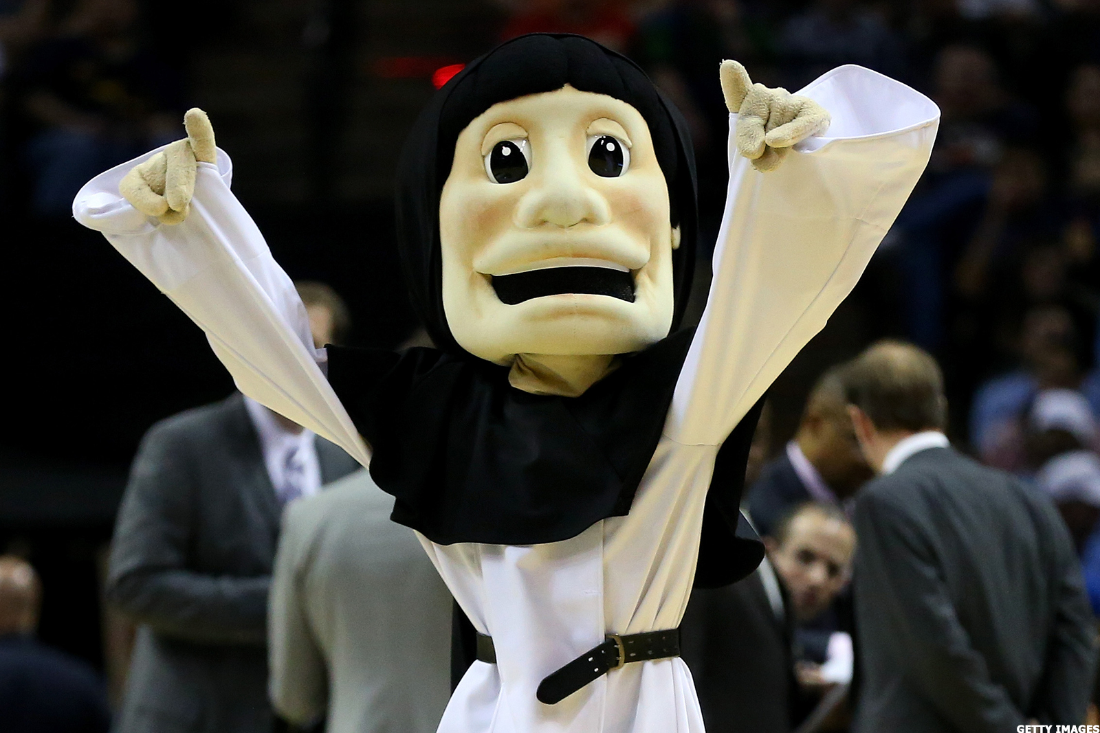 march badness 12 ugliest mascots of ncaa mens basketball