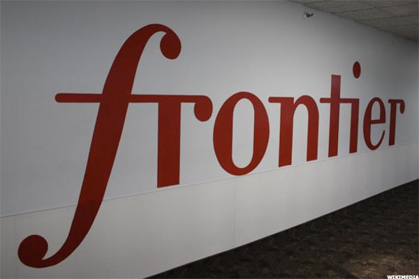 One Reason Why Frontier (FTR) Stock Is Up Today