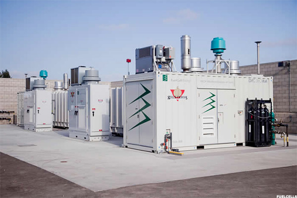 Fuelcell Fcel Energy Looks Like A Bargain But Resist