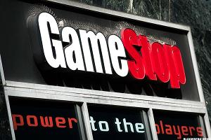 Game Stop May Not Stop at Key Support