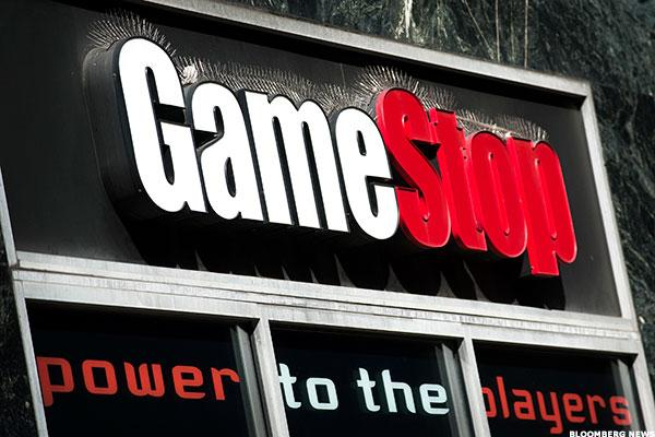 Play GameStop Into Earnings