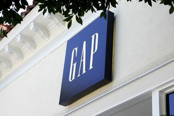 Gap Wears Stock Surge Well
