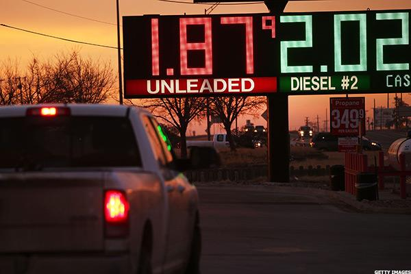 Energy Lenders See Rebound as Oil Prices Rally