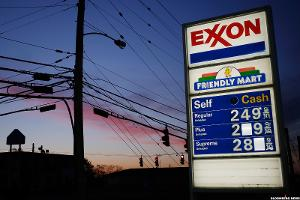 Is Exxon Mobil Poised for the Next Leg Down?