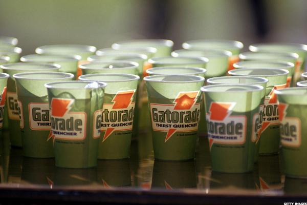 Pepsi Pep Says Organic Gatorade Is Finally Coming In 2017 Thestreet
