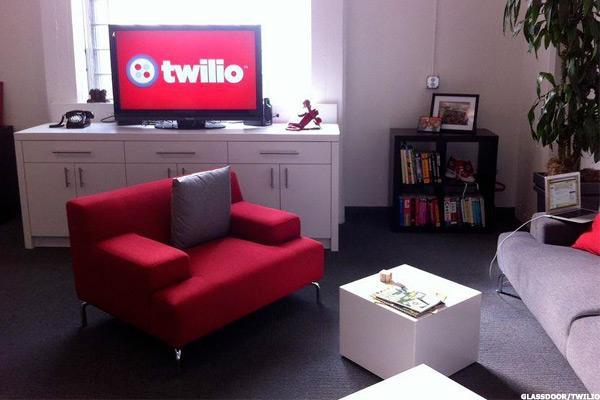 Cramer: Twilio, In a Word, Is Terrific