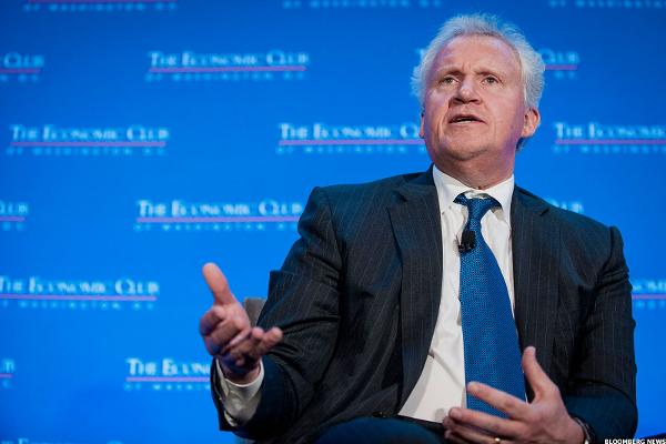 GE's Jeff Immelt Leaves As Trian's Peltz Hovers