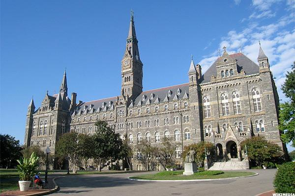 District of Columbia: Georgetown University