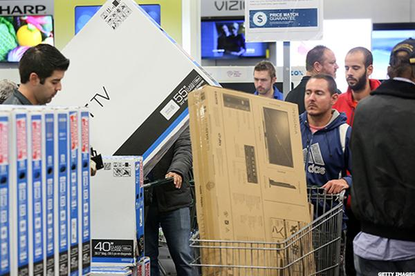 Watch These Amazon Competitors Ahead of Black Friday, and After It