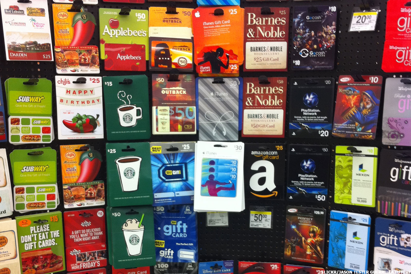Walmart Home Decor 9 Holiday Gift Cards That Give You Something For Nothing
