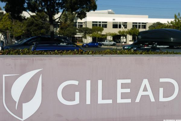 Gilead (GILD) Stock Advancing on Credit Suisse Note
