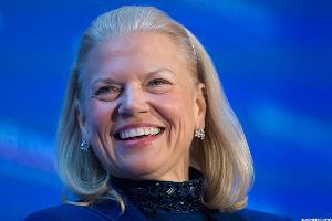 IBM's Rise, 4Q Beat Obscure Anemic Growth