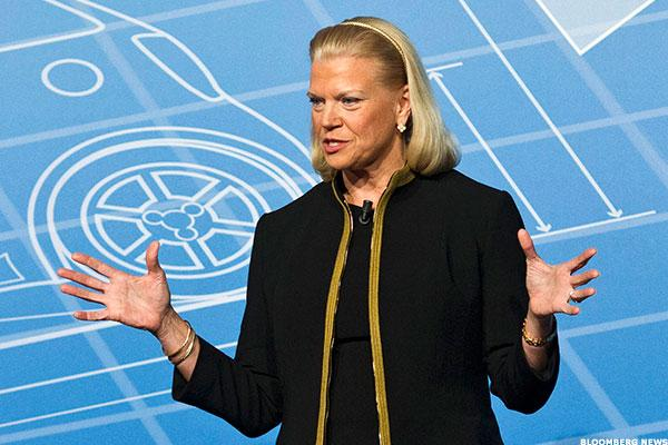 IBM's Rometty Tells Trump Company Supports His Plans for Tax Reform Early in 2017