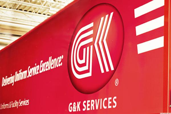 G&K Services (GK) Stock Spikes, to be Acquired by Cintas in $2.2 Billion Deal