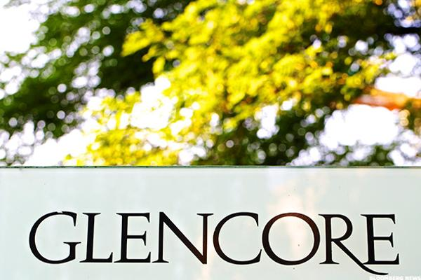 Glencore Shares Fall After First-Half Income Tumbles 66%