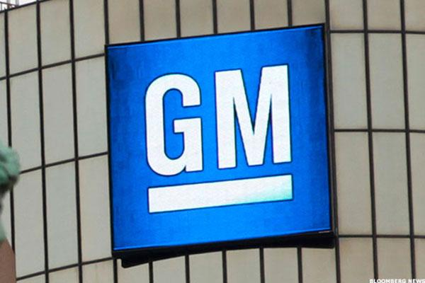 GM's Sales Fall 1.7% in October as U.S. Market Cools