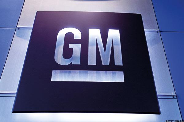 GM Stock Higher on Q3 Beat