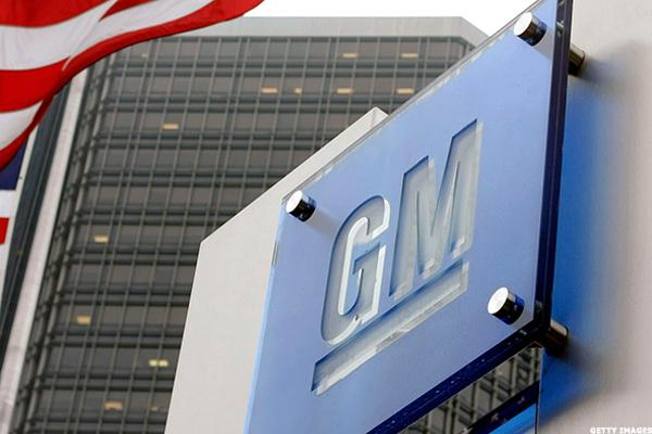 GM Stock Advances, JPMorgan Bullish