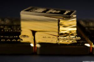 Newmont Mining (NEM) Stock Rises as Gold Prices Gain