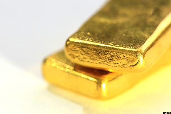 Goldcorp (GG) Stock Higher as Gold Prices Gain