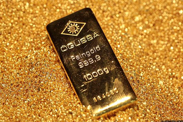 AngloGold (AU) Stock Soars on Higher Gold Prices