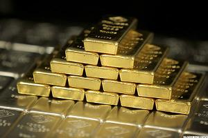 Yamana Gold (AUY) Stock Edges Down as Gold Prices Fluctuate